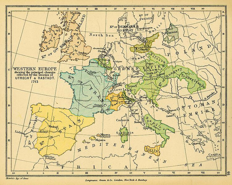 History Of Spain 18th Century Overview 1
